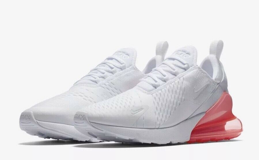 Nike air max 270 uomini scarpe - bianco / punch hot punch / - styleah8050 103 sz 10,5 9a2b38
