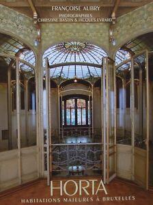 Livre/book : Victor Horta - Habitations Majeures A Bruxelles (art Nouveau Maison Cdjwe73q-10044801-753543746