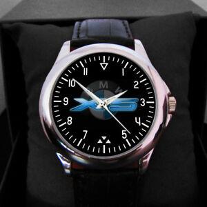 Men-Fashion-BMW-X5-Car-Logo-Emblem-Leather-Watch-Sport-Wristwatch