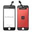 Pantalla-Completa-para-Iphone-SE-Negra-Negro-Tactil-LCD-Marco miniatura 2