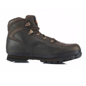 7940fb2cccc1f Timberland Pro Euro Hiker Brown 6201065 Steel Toe Work Safety Boots ...