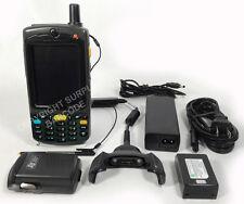 Symbol MC7596 MC75 Motorola Laser Barcode Scanner Windows Mobile 6.1 WiFi GPS