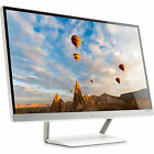 Hewlett Packard HP Pavilion 27xw 27-inch IPS LED Backlit Monitor Display White