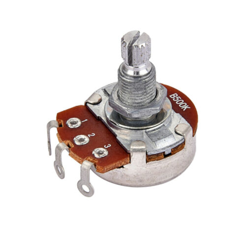 10x B500K Potentiometer für E Gitarre Push Pull Control Guitar Tone Pot