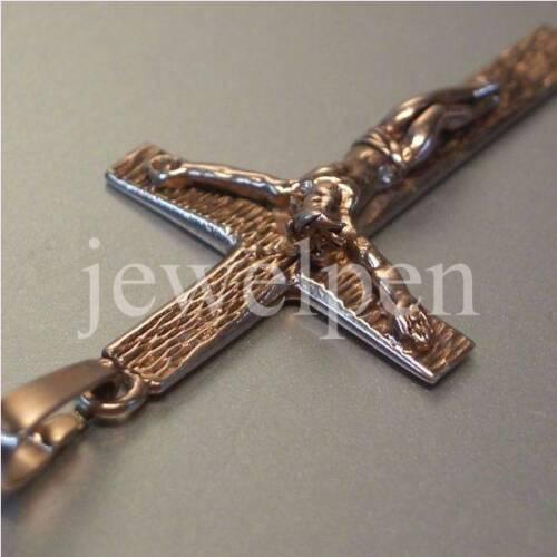 Lederkette nach MASS 2mm Lederhalskette Halskette Leder Halsband schwarz 89cm UG