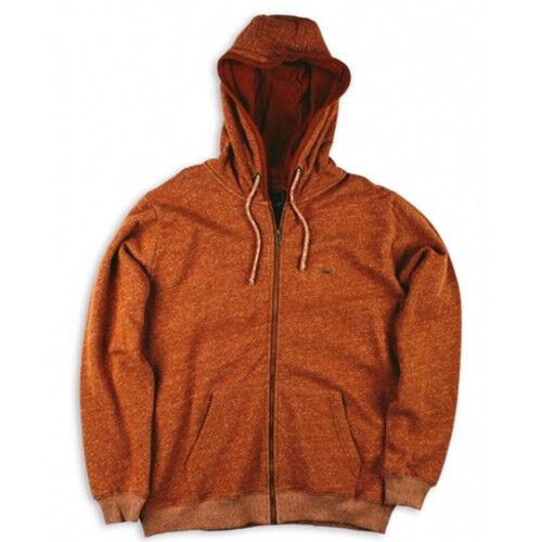 Matix Smokey Zip Fleece (M) Caramel