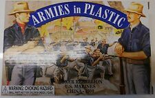 Armies in plastic 5508-BOXER ribellione U.S. MARINES plastic Figure modello kit
