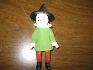 Madame Alexander Scarecrow McDonald/'s toy 2008 wizard oz friend used good Happy
