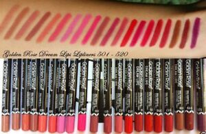 Golden-Rose-Dream-Lips-Lipliner-Highly-Pigmented-Long-Last-All-Shades-Available
