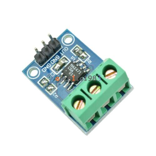 GY-MAX471 MAX471 3A Range Votage Current Sensor Professional Module For arduino