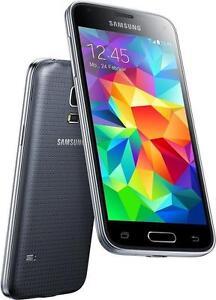 SPRINT-SAMSUNG-GALAXY-S5-SM-G900P-Black-Good-SMARTPHONE-CLEAN-ESN