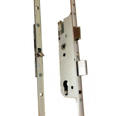 GU 3 Deadbolts Wide Version Lever Operated Multipoint Lock 35mm Backset