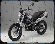 Bmw G650X Country 07 2 A4 Photo Print Motorbike Vintage Aged