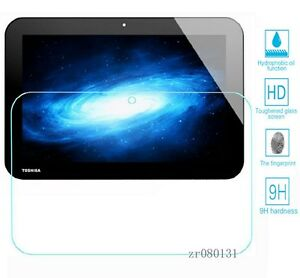 """Film Guard Tempered Glass Protector For 10.1/""""Toshiba AT10-AT01S AT-10A Tablet"""