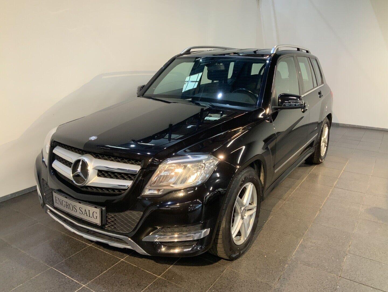 Mercedes-Benz GLK220 2,2 BlueTEC aut. 4Matic Van