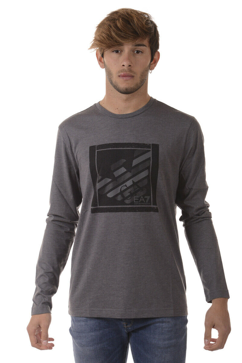 T shirt emporio armani ea7 mens grau sweatshirt 6ypt99pj30z 3925 tl. m