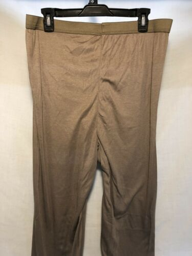 NEW US MILITARY POLYPRO THERMAL UNDERWEAR LWCWUS ECWCS SILKWEIGHT S PANTS NOS