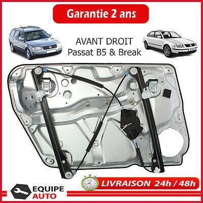 VW Passat Lève Vitre Kit De Réparation Avant Droit 3b1 837 462