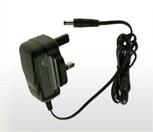 12-V-Netgear-GS608-SWITCH-Alimentatore-Adattatore-di-ricambio
