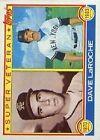 1983 Topps Dave Laroche #334 Baseball Card