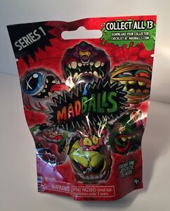 Blind Bags NEW Madballs Minis Series 1 Choose The One You Want