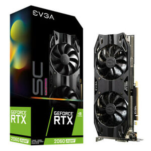 eVGA-08G-P4-3067-KR-Video-Card-GeForce-RTX-2060-Super-SC-Ultra-8G-GDDR6-iCX2