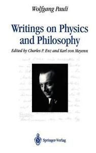 Writings-on-Physics-and-Philosophy-Hardcover-by-Pauli-Wolfgang-Schlapp-R