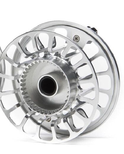 GALVAN T-4 SPARE SPOOL FOR TORQUE 4 FLY REEL CLEAR FOR 4 5 WT. ROD FREE US SHIP