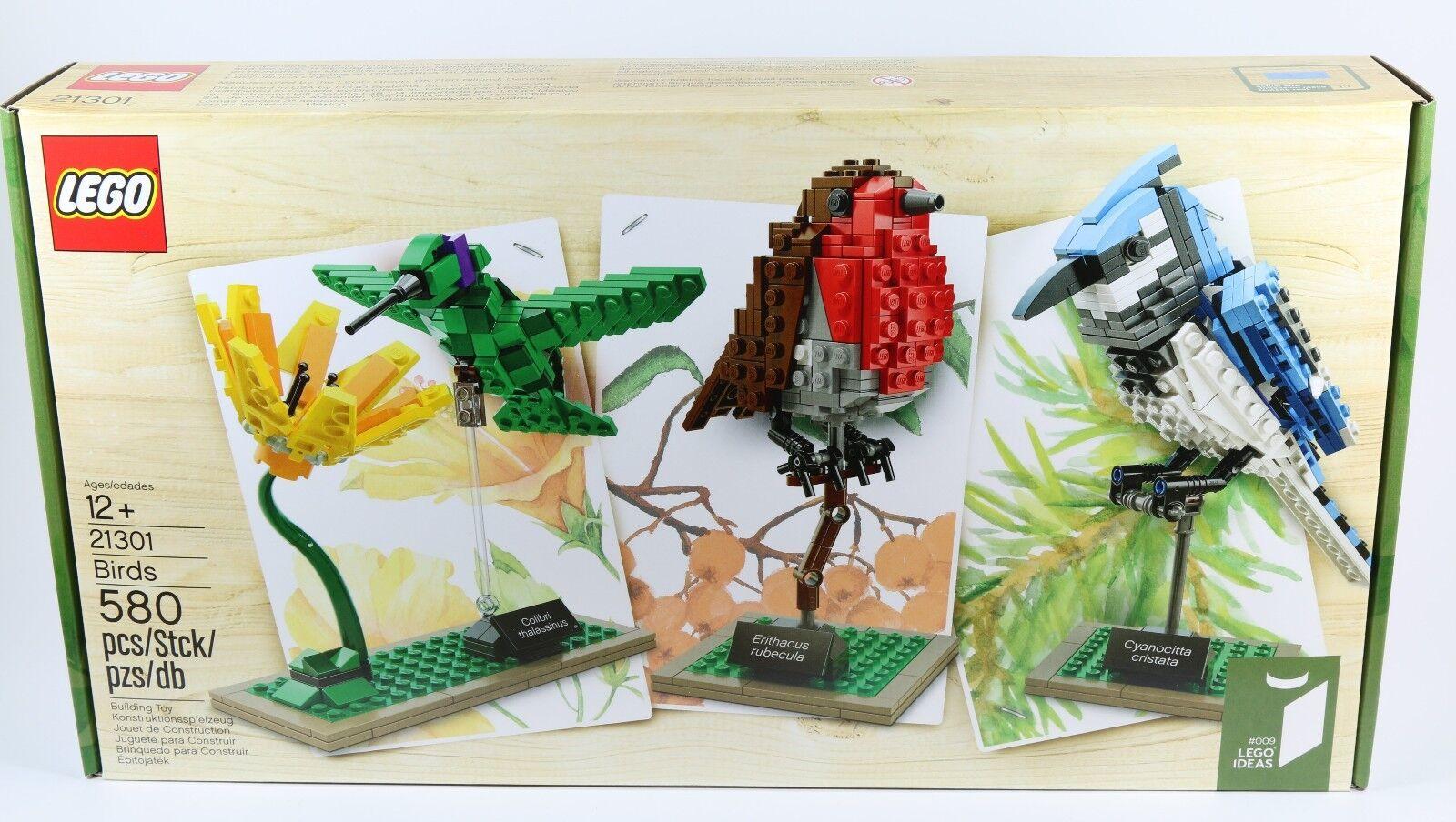 RARE 21301 UCCELLI LEGO Cuusoo Ideas scatola  SET NUOVO SIGILLATO ora smobilizzato Set  vendita online