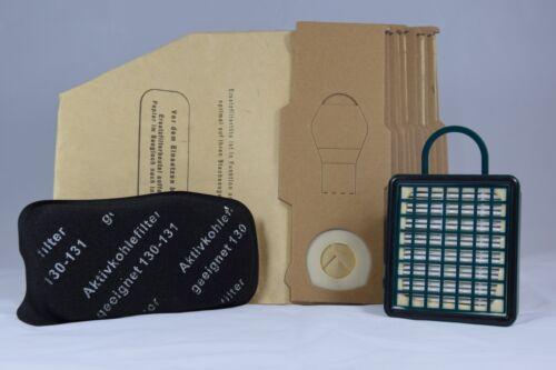 Filter Tüten 2 Filter geeignet für Vorwerk Kobold 130 10 Staubsaugerbeutel