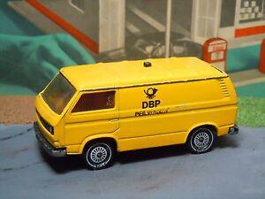 VW-Volkswagen-Transporter-T3-DBP-Peilwagen-van-Siku-Germany-28550