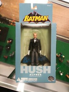 2004-DC-Direct-Batman-Hush-ALFRED-Series-3-Action-Figure-MOC