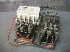 Westinghouse Size 2 Two Speed Motor Starter A201k2ea A200m2cacm 120vcoil White
