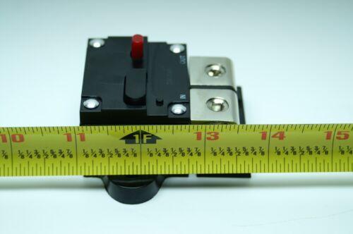GAUGE AWG WIRE CIRCUIT BREAKER HEAVY DUTY CAR AUDIO MARINE 2 1 500-AMP 1//0