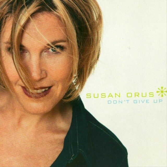Susan Orus - Don't Give Up