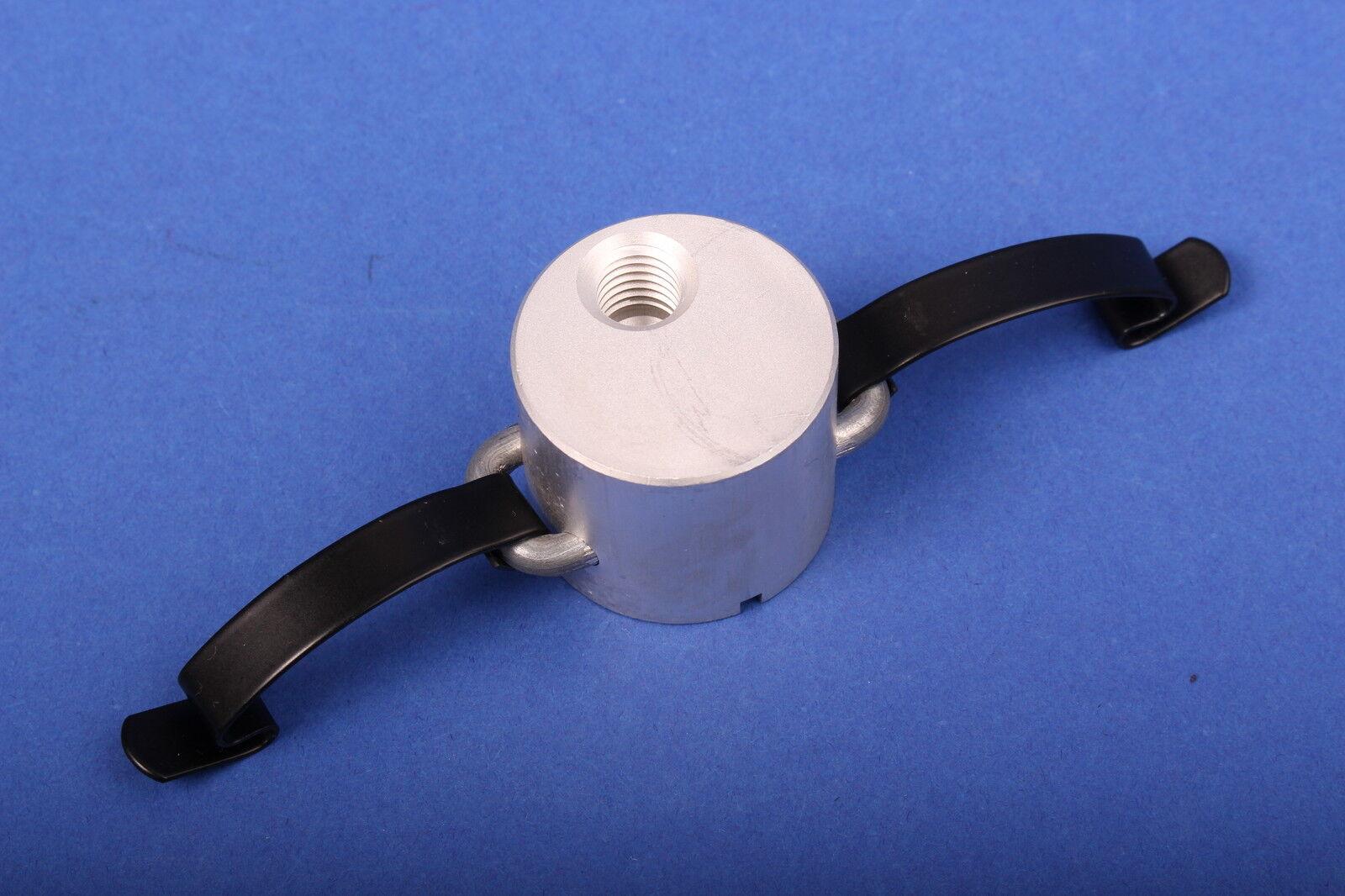 Messkopf Alu für Wöhler RP 72 RP72 Rußprüfer Rußzahl Rußpumpe Ersatzteile