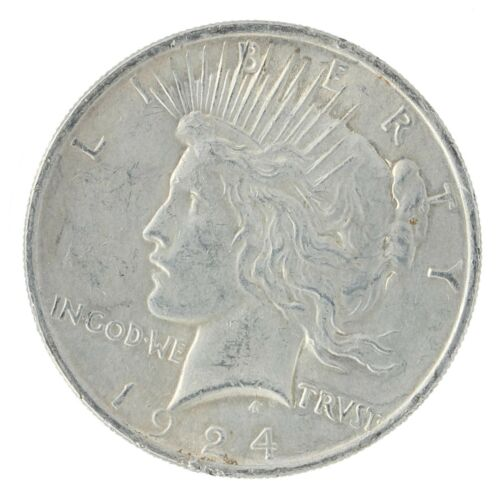 Silver Peace Dollar Cull Lot of 100 S$1 Mix Dates and Mints Range 1922 to 1935