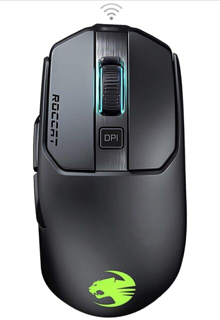 ROCCAT® Kain 200 AIMO Wireless RGB Gaming Mouse