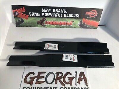 "2PK Oregon Lawn Mower Blades for 38/"" John Deere M82408 AM-100946 AM100946"