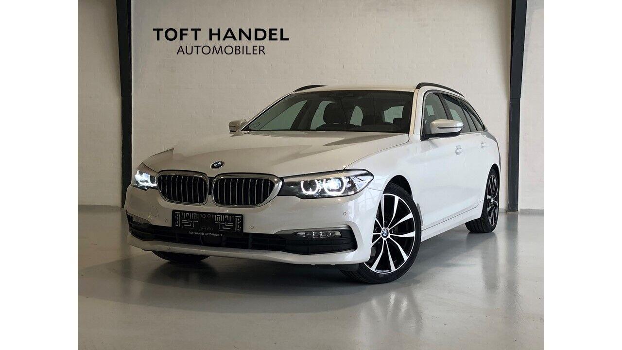 BMW 520d 2,0 Touring aut. 5d - 399.900 kr.