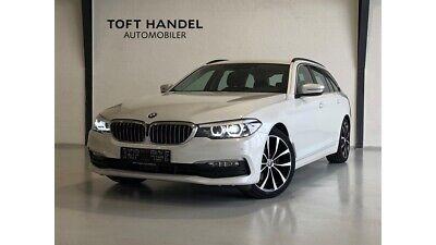 Annonce: BMW 520d 2,0 Touring aut. - Pris 399.900 kr.