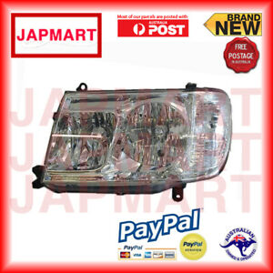 For-Toyota-Landcruiser-100-Series-Headlight-LH-Side-05-05-07-07-L98-leh-alyt