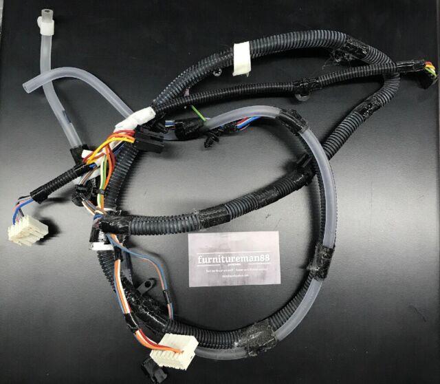 Whirlpool W10610081 Washing Machine Wiring Harness on
