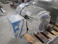 75 Hp Siemens Electric Motor 3600 Rpm 364ts 365ts Frame Tefc 575 V