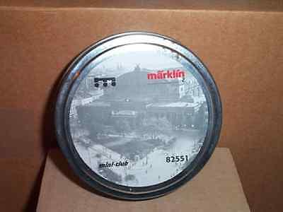 1/200 Märklin Mini Club Traccia Z Vagone Con Strassenroller N. 82551-nuovo!!!-mostra Il Titolo Originale