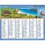 Calendrier-2021-La-Poste-Almanachs-PTT-35-References-Divers-Animaux-Paysages miniature 26