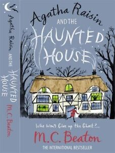 Agatha-Raisin-and-the-Haunted-House-By-M-C-Beaton