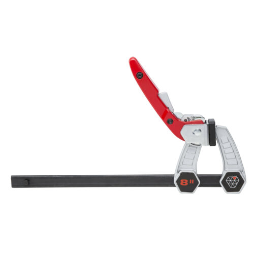SPEEDJAW 94066 8-Inch Ratcheting Handle F-Clamp