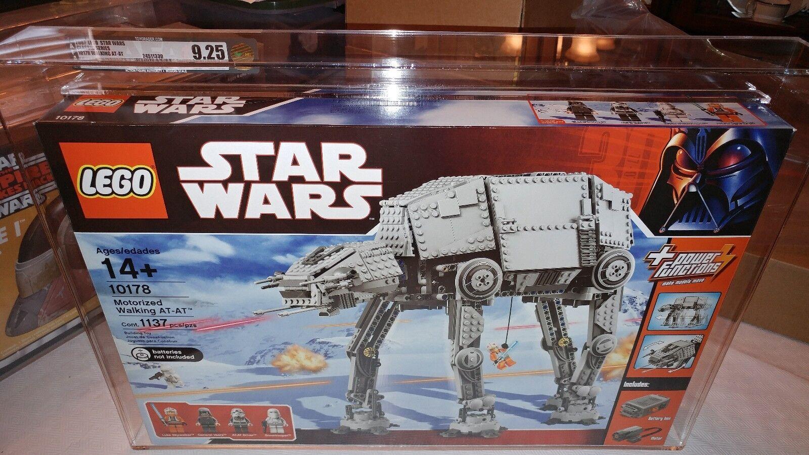 LEGO estrella guerras  Motorized Walre AT-AT (10178)  AFA 9.25 MISB  online economico