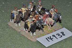 25mm Dark Ages/HUN-Cavalleria 8 CAVALLERIA-CAV (14938)